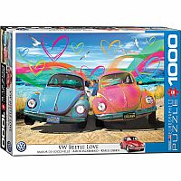 Beetle Love 1000pc