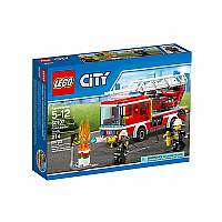 Fire Ladder Truck 60107