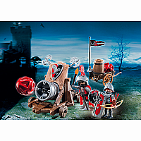 6038 Hawk Knights` Battle Cannon