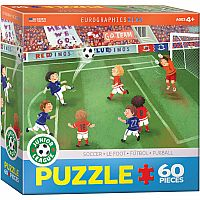 Junior League Soccer 60pc