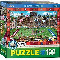 Spot & Find: Football 100pc