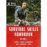 Bear Grylls Survival Skills Handbook Volume 1
