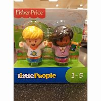 Little People® Teacher and Student