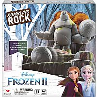 Frozen 2 Rumbling Rock Board Game