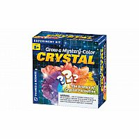 Grow a Mystery-Colored Crystal
