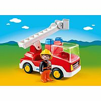 6967 Ladder Unit Fire Truck