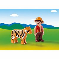 6976 Gamekeeper with Tiger