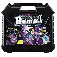 Chrono Bomb® Night Vision Special Agent Edition