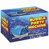 Bubble Party Machine