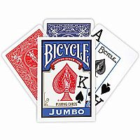 Bicycle Jumbo Print Playing Cards