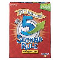 5 Second Rule 10th Anniversary