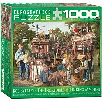 Incredible Shrinking Machine 1000pc
