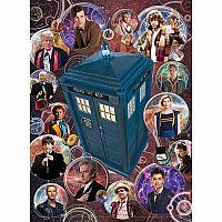 Doctor Who: The Doctors 1000pc