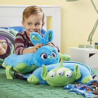 Pillow Pets: Green Alien