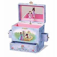 Fairytale Princess Musical Treasure Box