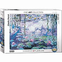 Water Lilies by Claude Monet 1000pc