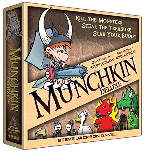 Paizo. Com munchkin pathfinder—deluxe edition.