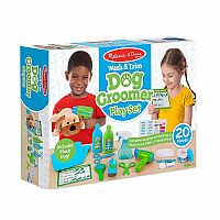 Dog Groomer Play Set