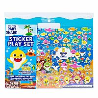 Baby Shark Sticker Set