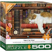 The Cat Nap 500pc