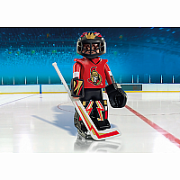 9018 NHL® Ottawa Senators® Goalie