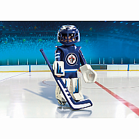 9020 NHL® Winnipeg Jets® Goalie