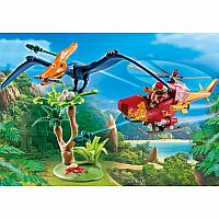 9430 Adventure Copter with Pterodactyl