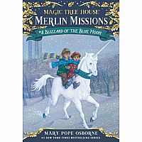 #8 Blizzard of the Blue Moon (Merlin Missions)