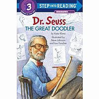 Dr. Seuss: The Great Doodler (Step 3)