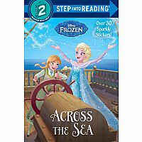 Frozen: Across the Sea (Step 2)