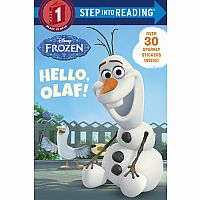 Frozen: Hello, Olaf! (Step 1)
