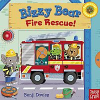 Bizzy Bear Fire Rescue!
