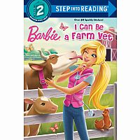 Barbie: I Can Be a Farm Vet (Step 2)