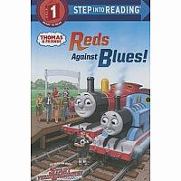 Thomas & Friends: Reds Against Blues! (Step 1)