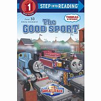 Thomas & Friends: The Good Sport (Step 1)