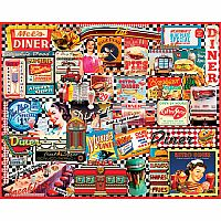 Diners - 1000 Piece