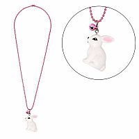 Bunny Ball Chain Necklace