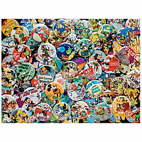 Disney Collection: Vintage Buttons 750pc