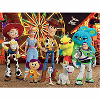 Toy Story 4 (Together Time Puzzle) 400pc