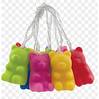 Candy Bear String Lights