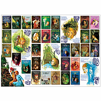 Nancy Drew Mysteries 500pc