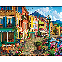 Cafe on The Water 1000pc