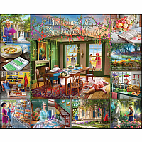 Curse of Blackwood Hall 1000pc