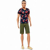 Fashionistas® Ken™ Doll - Floral Tee