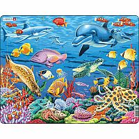 Coral Reef 35pc Jigsaw