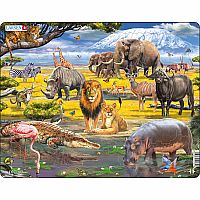 Savanah 43pc Jigsaw