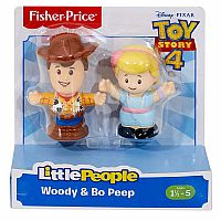 Little People® Disney® Woody & Bo Peep