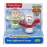 Little People® Disney®  Buzz Lightyear & Forky