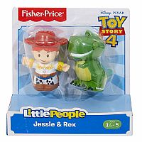 Little People® Disney®  Jessie & Rex