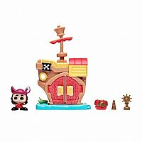 Disney Doorables: Hook's Pirate Ship